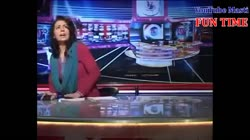Pakistani News Anchor oops 2017 ! Live mistakes Loos talk ! Funny moments ! Don't laugh