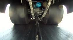 Funny Car Tire Shake GoPro Hero 2